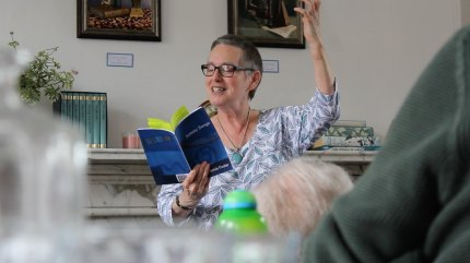 Annie Foster Read May 19